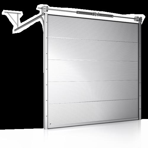 Brama przemysłowa segmentowa PRO 40mm